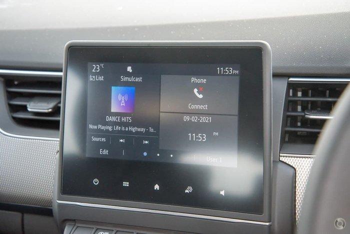 2021 Renault Arkana Zen JL1 Universal White