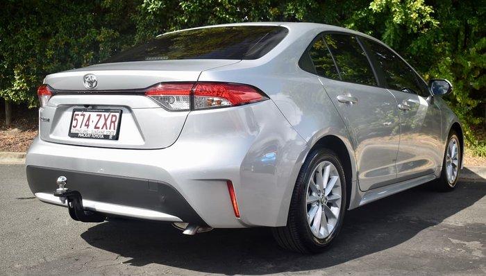 2020 Toyota Corolla SX MZEA12R Silver
