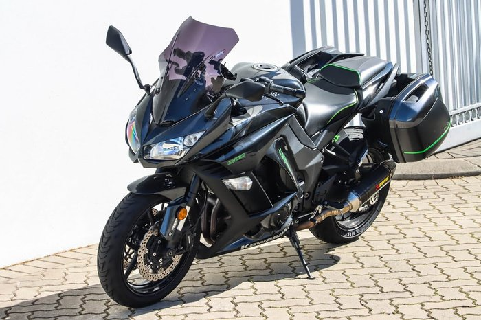 2015 KAWASAKI NINJA 1000 ABS Black