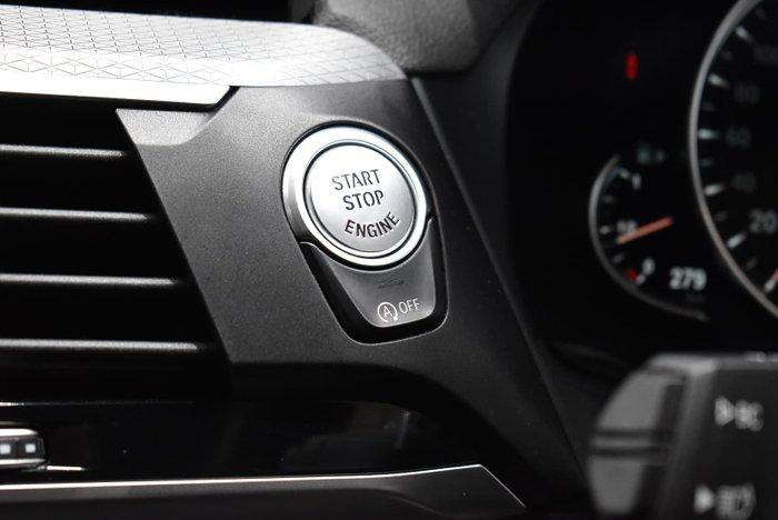 2019 BMW X3 xDrive30i G01 4X4 Constant Phytonic Blue