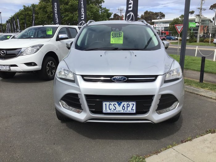 2014 Ford Kuga Trend TF AWD Silver