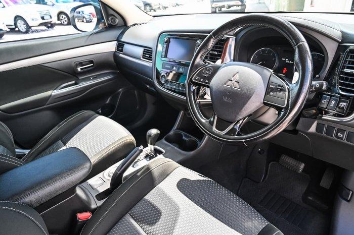 2015 Mitsubishi Outlander LS ZK MY16 4X4 On Demand White