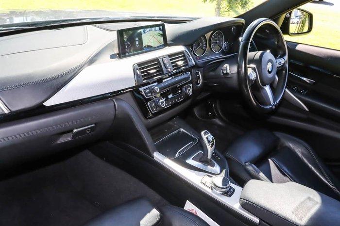 2017 BMW 3 Series 340i M Sport F30 LCI Grey