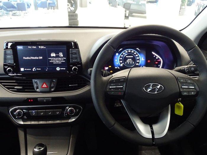 2021 Hyundai i30 PD.V4 MY22 Grey