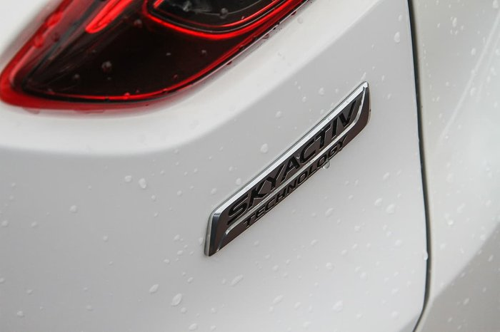 2015 Mazda CX-3 Maxx DK AWD White