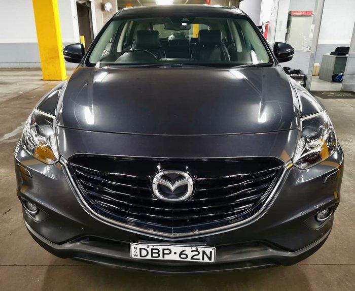 2015 Mazda CX-9 Grand Touring TB Series 5 AWD Meteor Grey