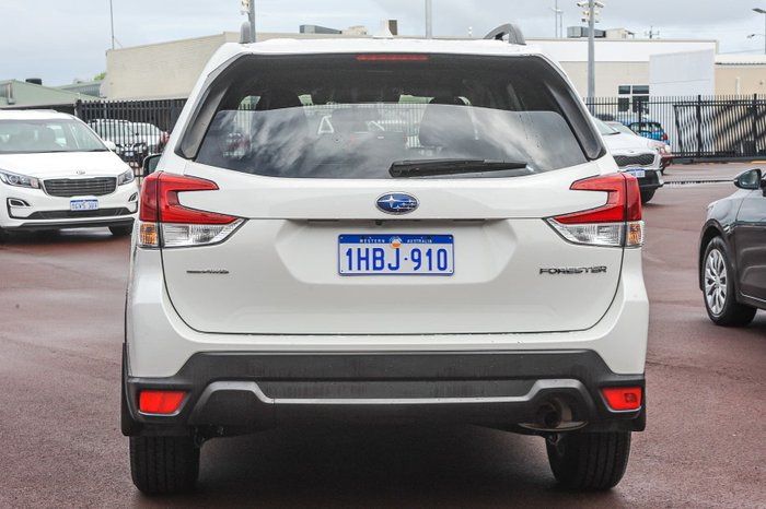 2019 Subaru Forester 2.5i S5 MY20 AWD Crystal White