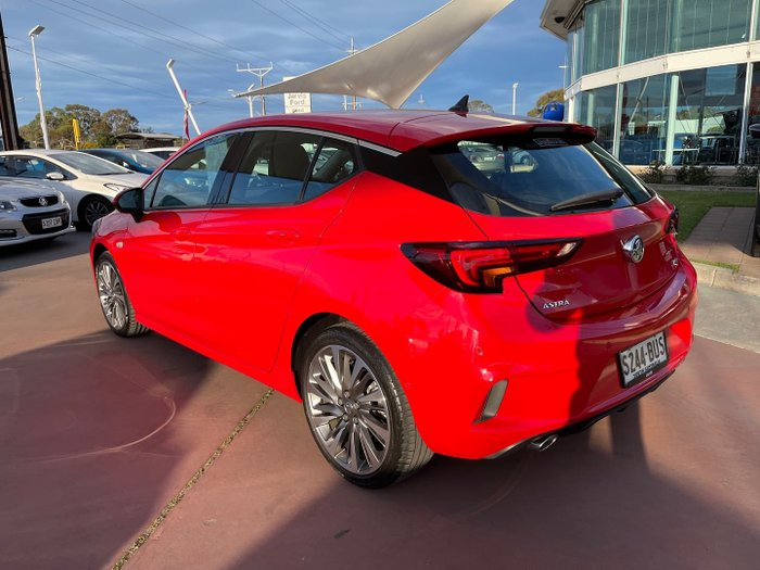 2016 Holden Astra RS-V BK MY17 Absolute Red