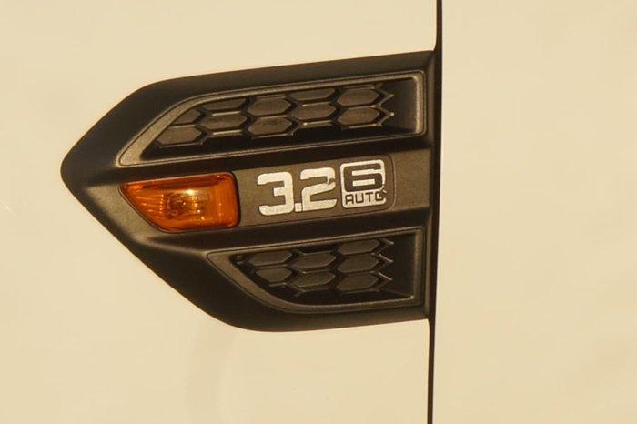 2016 Ford Ranger XL Plus PX MkII 4X4 Dual Range White