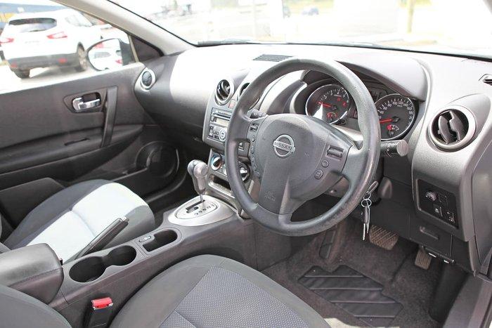 2012 Nissan Dualis ST J10 Series II White