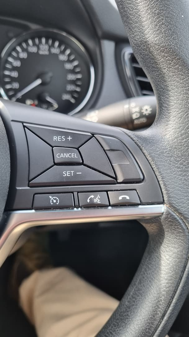 2018 Nissan X-TRAIL ST T32 Series II Ivory Pearl