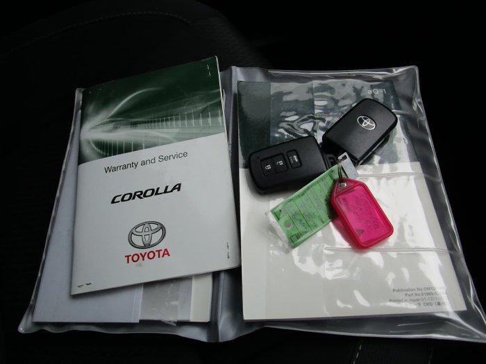 2014 Toyota Corolla ZR ZRE172R Wildfire