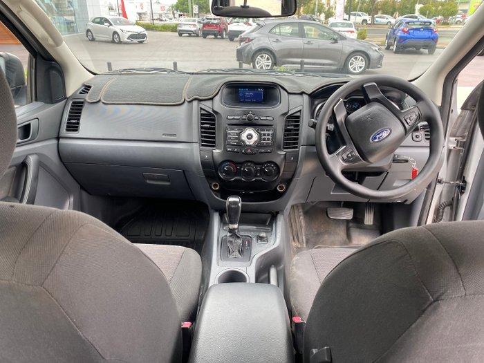 2011 Ford Ranger XL PX 4X4 Highlight Silver