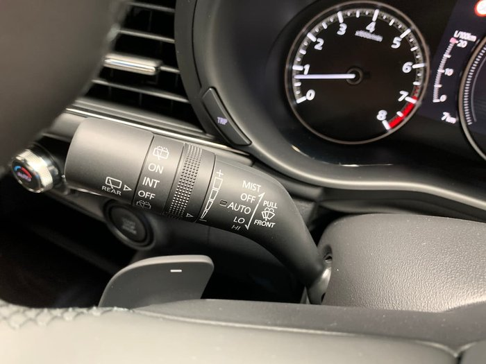 2021 Mazda 3 G20 Evolve BP Series Red
