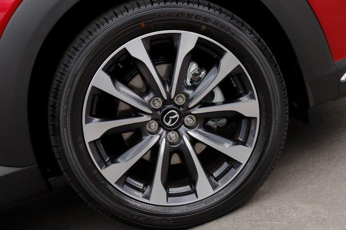 2021 Mazda CX-3 Akari DK AWD Soul Red Crystal