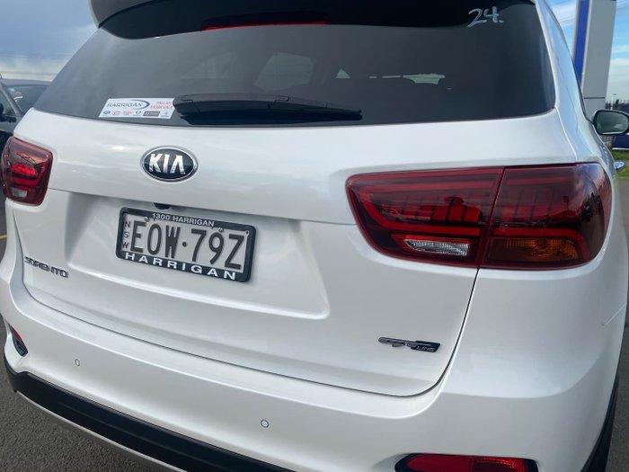 2018 Kia Sorento GT-Line UM MY19 AWD Clear White
