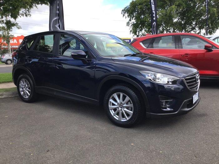 2016 Mazda CX-5 Maxx Sport KE Series 2 AWD Blue