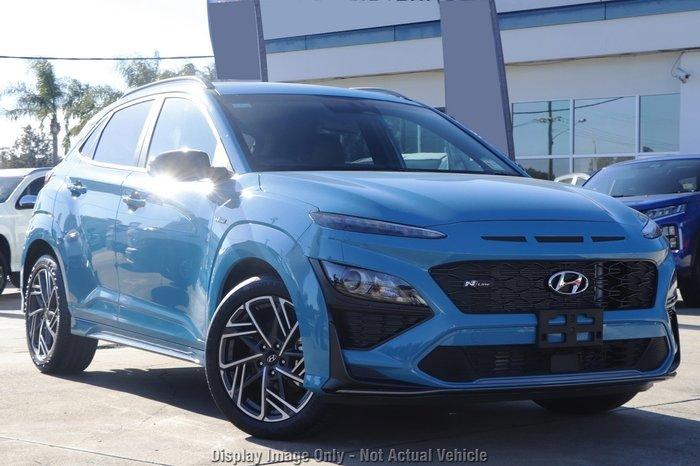 2021 Hyundai Kona N-Line D-CT AWD Premium