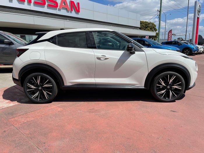 2021 Nissan JUKE Ti F16 Ivory Pearl