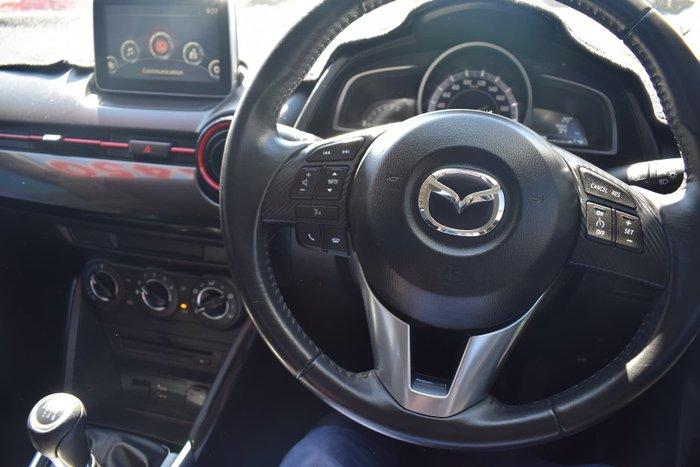 2015 Mazda 2 Maxx DL Series Snowflake White Pearl