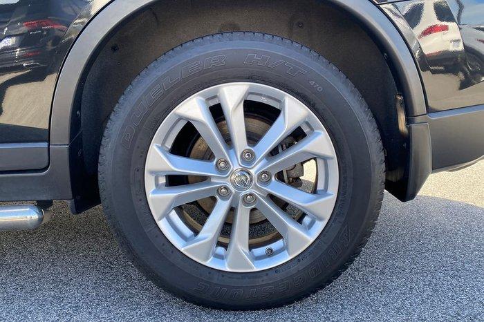 2015 Nissan X-TRAIL ST T32 4X4 On Demand Black