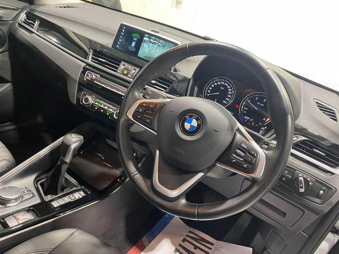 2019 BMW X1 sDrive18d F48 Silver