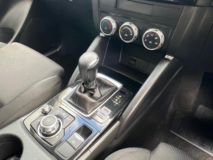 2016 Mazda CX-5 Maxx Sport KE Series 2 Silver
