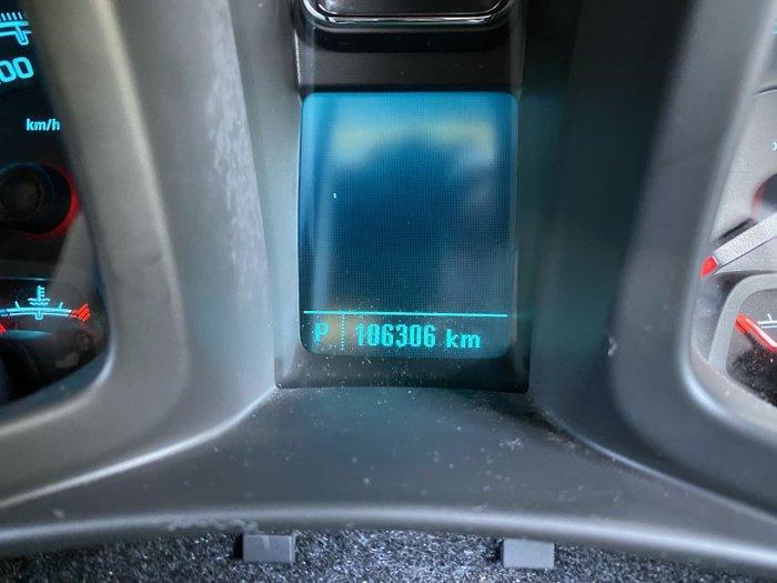 2016 Holden Colorado 7 Trailblazer RG MY16 4X4 Dual Range Blue Mountain