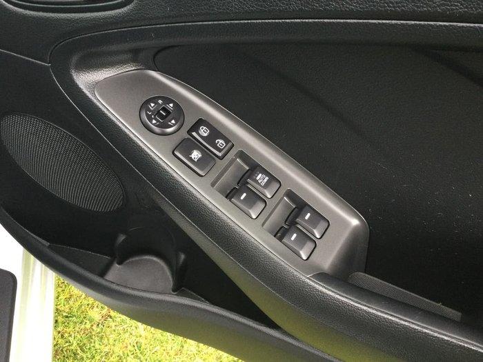 2017 Kia Cerato S YD MY17 Silver