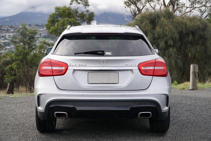 2015 Mercedes-Benz GLA-Class GLA250 X156 Four Wheel Drive Polar Silver