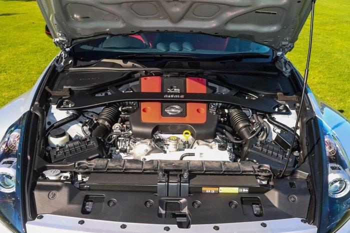2017 Nissan 370Z NISMO Z34 MY18 Silver
