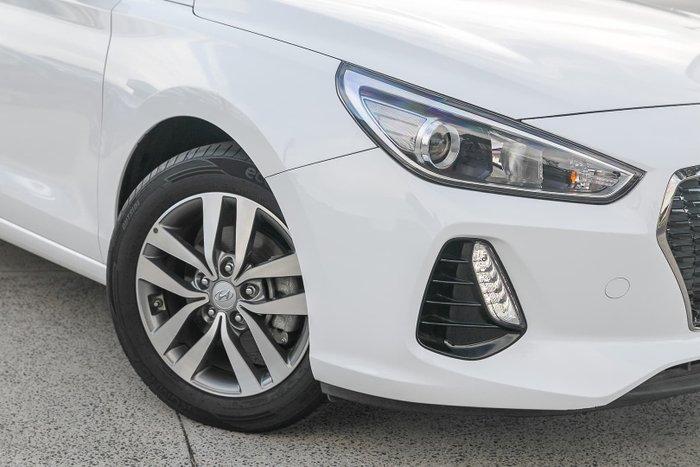 2018 Hyundai i30 Active PD2 MY19 Polar White