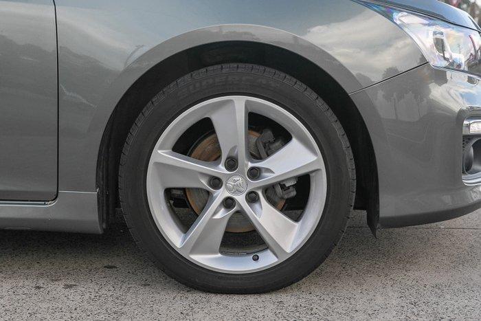 2015 Holden Cruze SRi-V JH Series II MY15 Prussian Steel