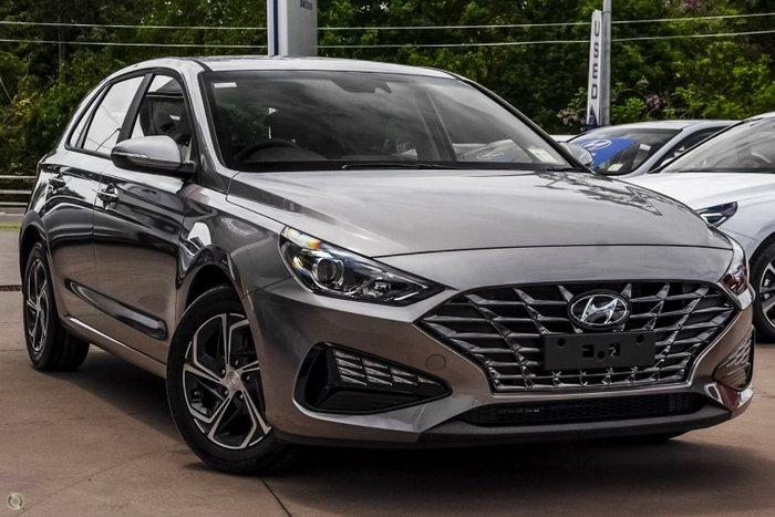 2021 Hyundai i30 PD.V4 MY22 Fluid Metal