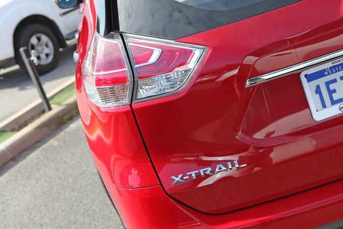 2015 Nissan X-TRAIL ST T32 Red