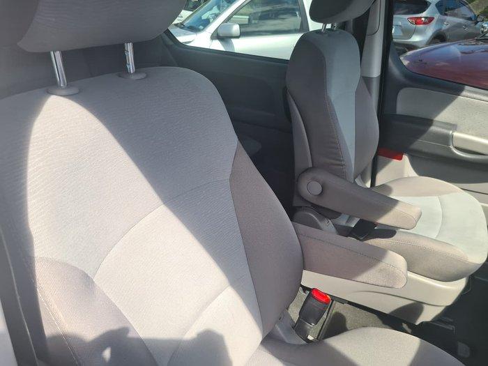 2012 Hyundai iMax TQ-W MY12 White