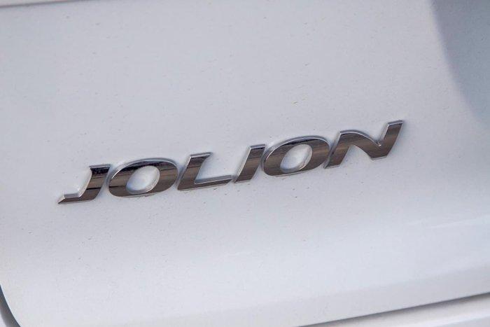 2021 Haval Jolion Lux LE A01 Hamilton White