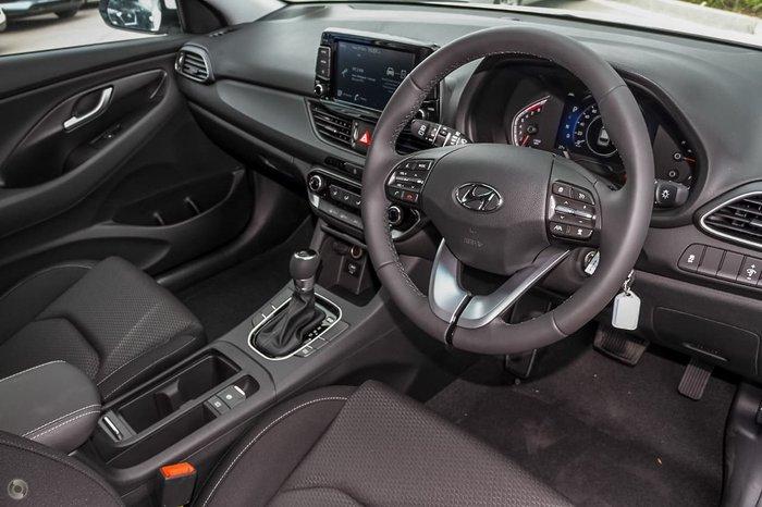 2021 Hyundai i30 PD.V4 MY22 White