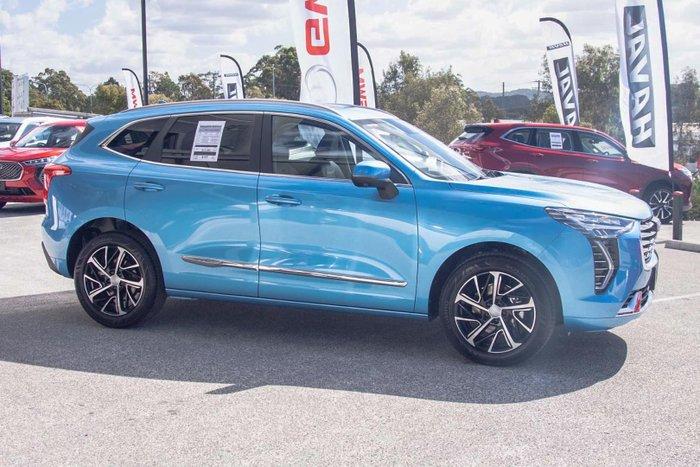 2021 Haval Jolion Ultra LE A01 Azure Blue