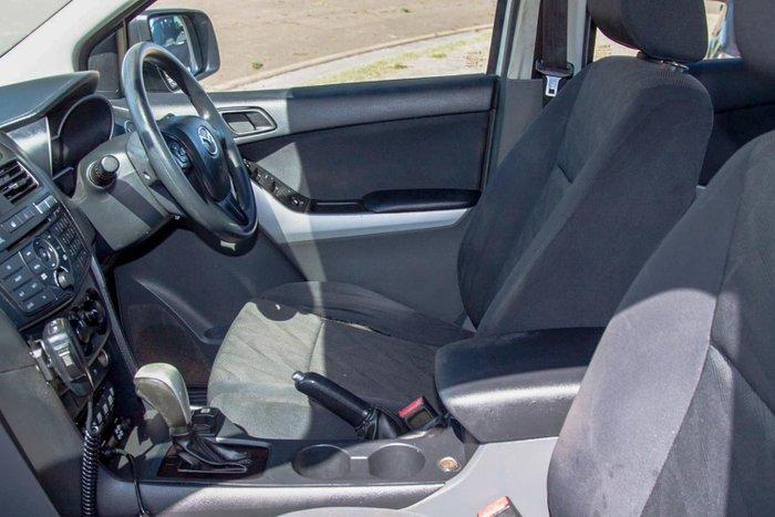 2015 Mazda BT-50 XT Hi-Rider UP Cool White
