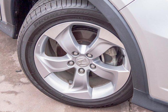 2015 Honda HR-V VTi-S MY15 Alabaster Silver