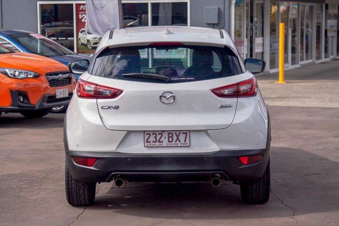 2016 Mazda CX-3 sTouring DK White