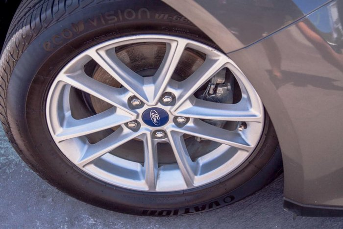 2018 Ford Focus Trend LZ Magnetic