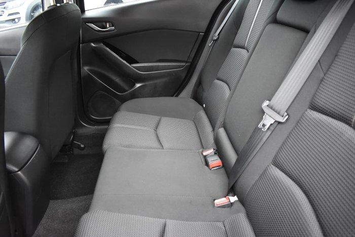 2018 Mazda 3 Maxx Sport BN Series Titanium Flash