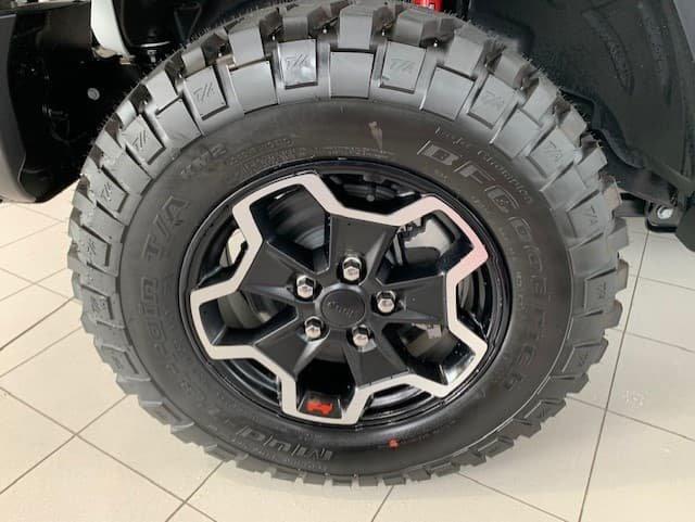 2021 Jeep Gladiator Rubicon JT MY21 V2 4X4 On Demand Bright White