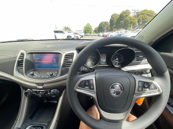 2016 Holden Commodore Evoke VF Series II MY16 Heron White