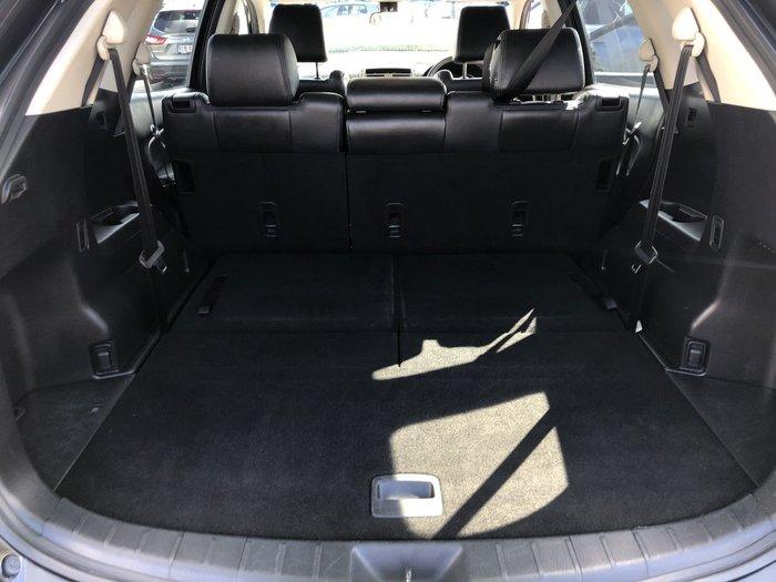 2011 Mazda CX-9 Luxury TB Series 4 MY12 Black