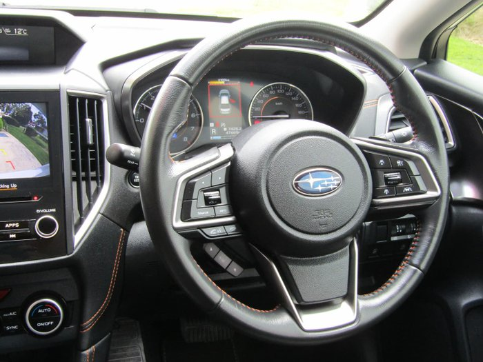 2019 Subaru XV 2.0i-L G5X MY19 AWD Crystal White