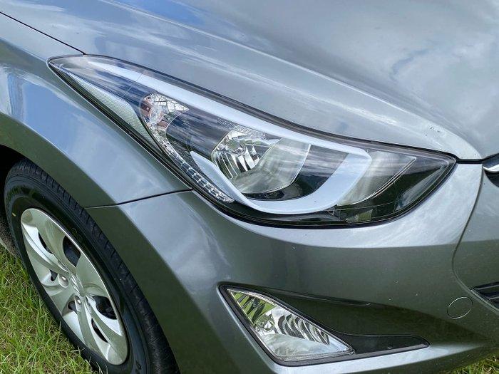 2015 Hyundai Elantra Active MD3 Sparkling Metal