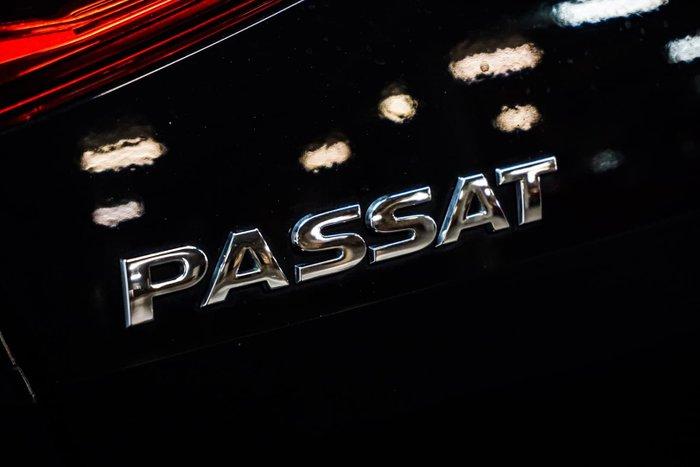 2016 Volkswagen Passat 140TDI Highline B8 MY17 Deep Black